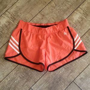 Adidas climalite pink/orange shorts 579